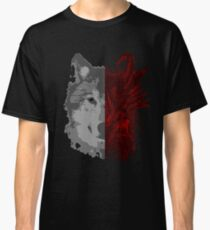 The Wolf and the Dragon Classic T-Shirt