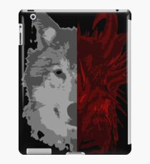 The Wolf and the Dragon iPad Case/Skin