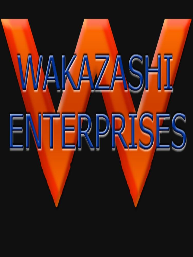 Wakazashi Enterprises  by coldfoxfusion