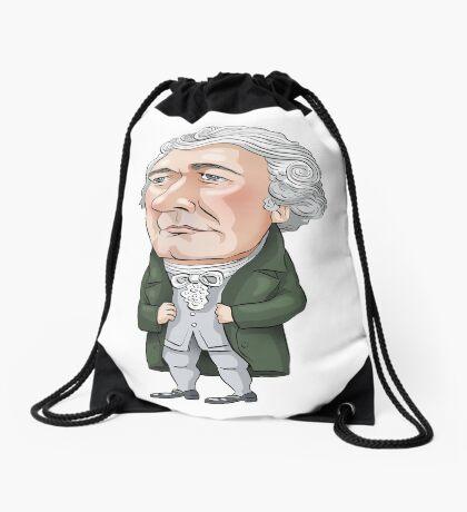 Alexander Hamilton Drawstring Bag
