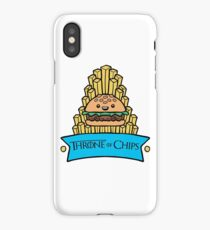 Throne of Chips iPhone Case/Skin