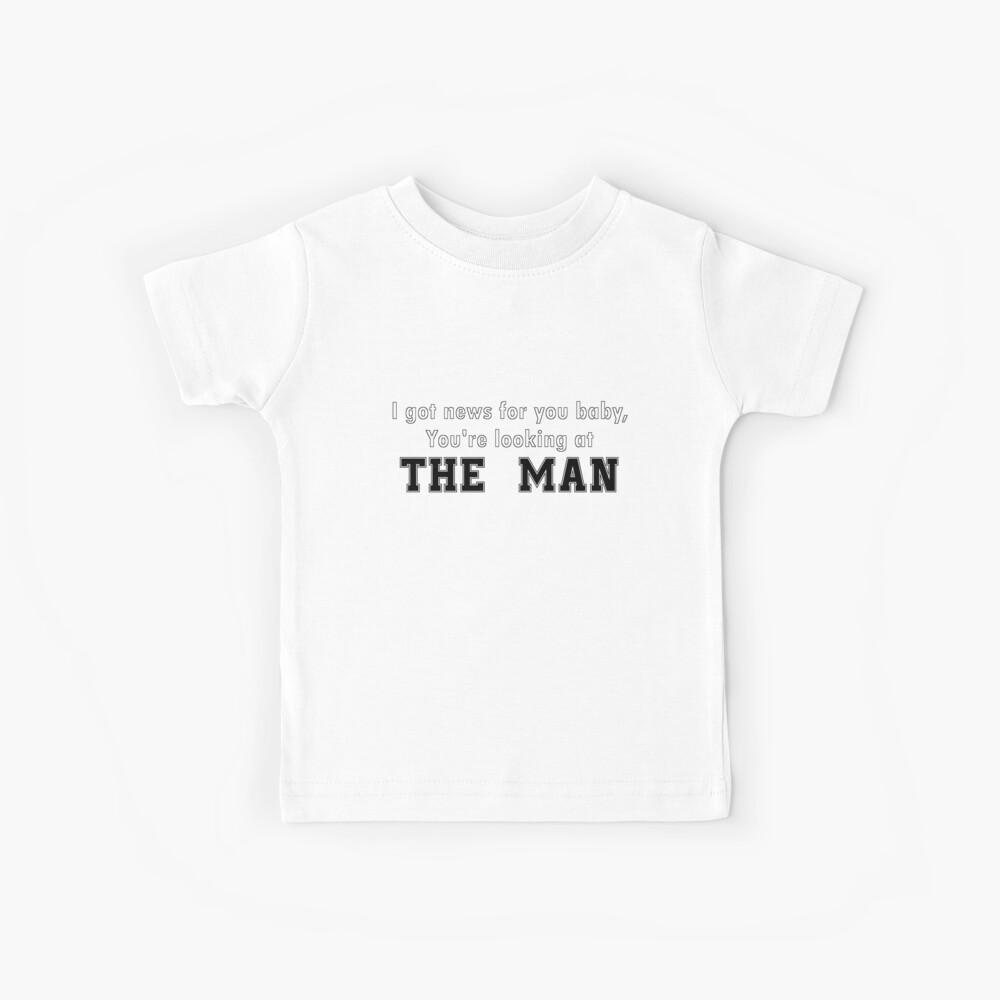 Der Mann Kinder T-Shirt