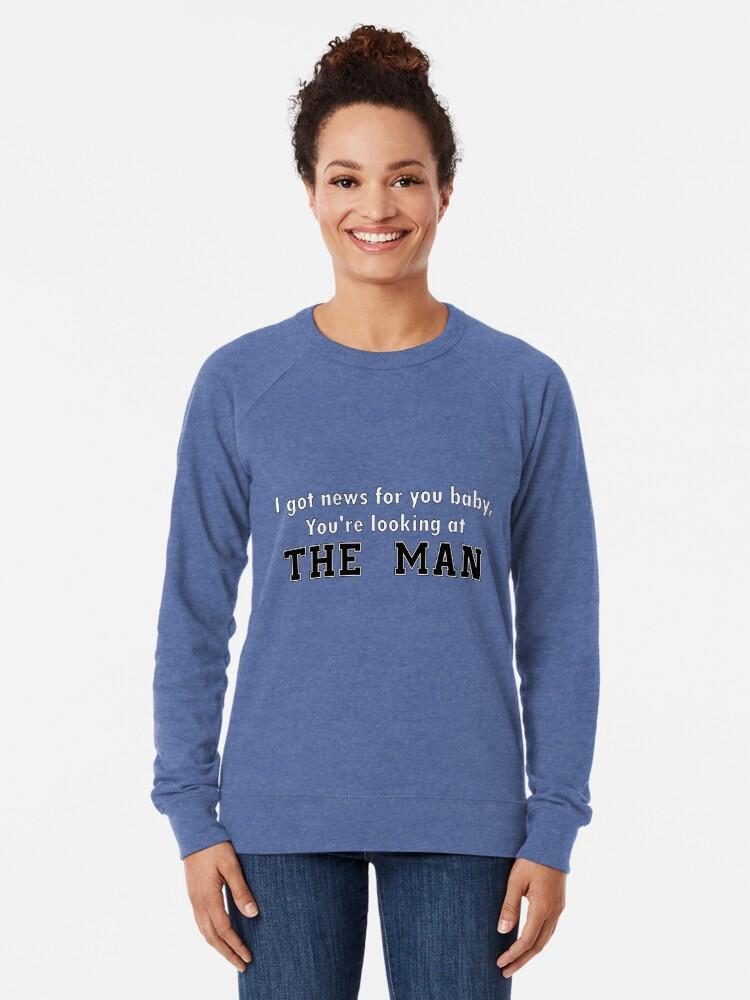 Alternative Ansicht von Der Mann Leichter Pullover