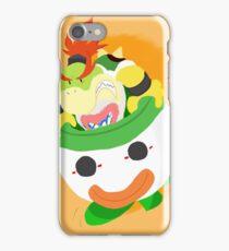 Bowser Jr. iPhone Case/Skin