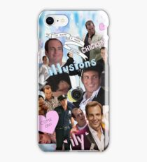 Arrested Development Gob Bluth Collage  iPhone Case/Skin