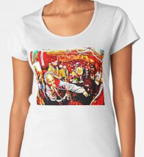 FREESTYLE FLOWS Women's Premium T-Shirt