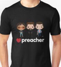 Love Preacher - Tulip, Jesse & Cassidy T-Shirt