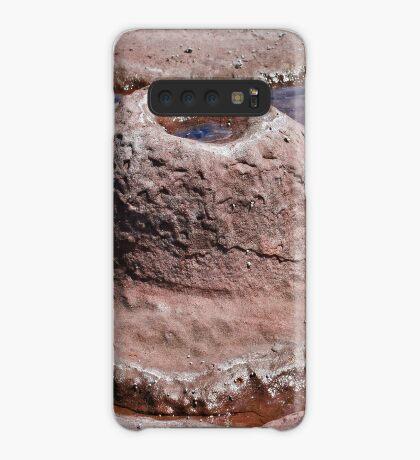 Felsformation Hülle & Klebefolie für Samsung Galaxy