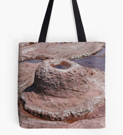 Felsformation Tote Bag
