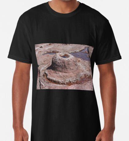 Felsformation Longshirt