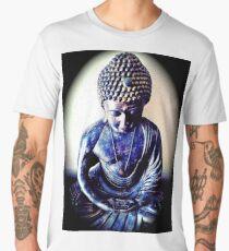 Peaceful Buddha Men's Premium T-Shirt