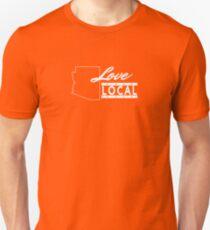 Love Local Arizona Unisex T-Shirt
