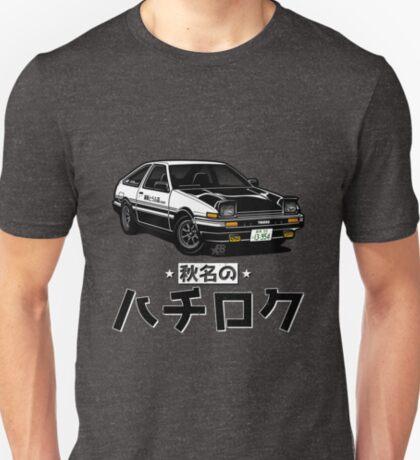 Akina's Hachi Roku V2 T-Shirt