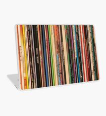 Classic Alternative Rock Records Laptop Skin