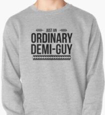 Just an Ordinary Demi Guy Pullover