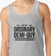 Just an Ordinary Demi Guy Tank Top