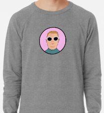 Bobby Hill Oval Sunglasses Lightweight Sweatshirt