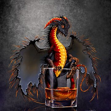 Rum Dragon by SMorrisonArt