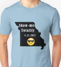 Missouri eclipse - show me totality T-Shirt