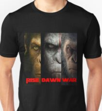 Rise, Dawn, War - Planet of the Apes T-Shirt