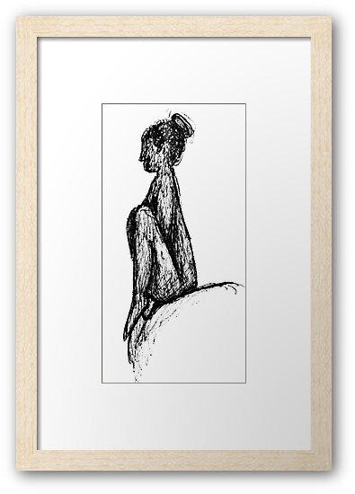 Elegant Lady by AnnaClary