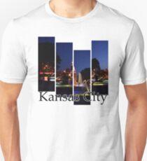 Kansas City -- J.C. Nichols Fountain T-Shirt