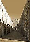 Trial Bay Gaol Cells by Evita