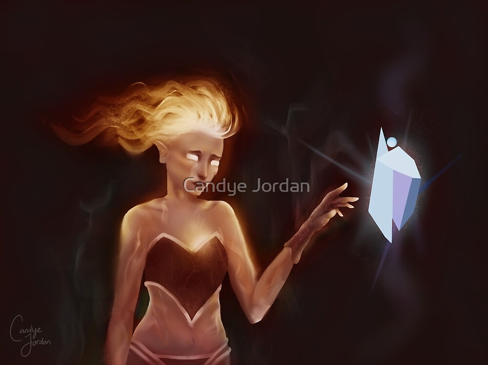 Fire and Ice by Candye Jordan