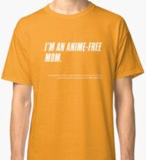 Anime Free Mom Classic T-Shirt
