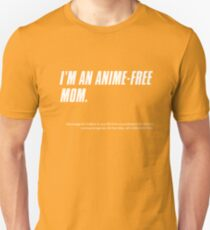 Anime Free Mom T-Shirt