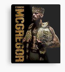 King McGregor Metal Print
