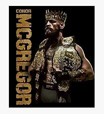 King McGregor Photographic Print