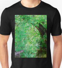 Fallen Willow Tree Unisex T-Shirt