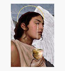Tarot: Temperance  Photographic Print