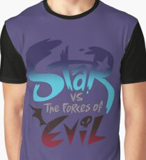 Star Vs The Forces Of Evil T-Shirt Graphic T-Shirt