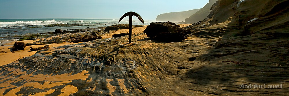 shipwreck coast by Andrew Cowell