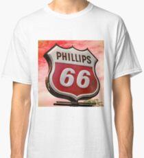 Phillips 66 - Sunset Classic T-Shirt