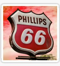 Phillips 66 - Sunset Sticker