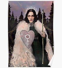 Tarot: The Empress Poster