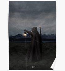 Tarot: The Hermit Poster