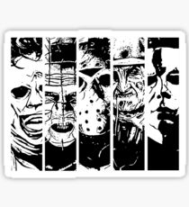 Slashers Sticker