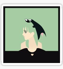 Darkstalker Morrigan Sticker