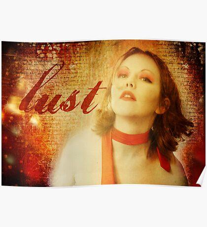 Lust Poster