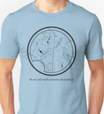 Gallifreyan - We are such things as dreams are made on T-Shirt