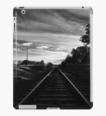 Main North Line from Barleyfields Crossing, Uralla iPad Case/Skin
