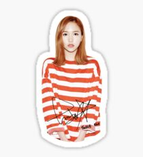 TWICE - MINA Signed Sticker