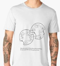 Gallifreyan - Game of Thrones Quote  Men's Premium T-Shirt