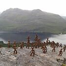 Clay People- Beinn Eighe by Vicky Stonebridge