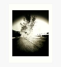 Untitled Pinhole Art Print