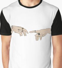 The Creation of Styles - Inspired Sketch Design Graphic T-Shirt